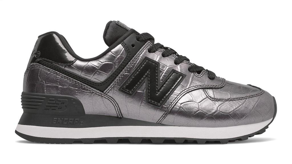 New Balance - WL574PW2 - black
