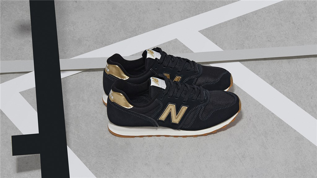 New Balance - WL373FB2 - black