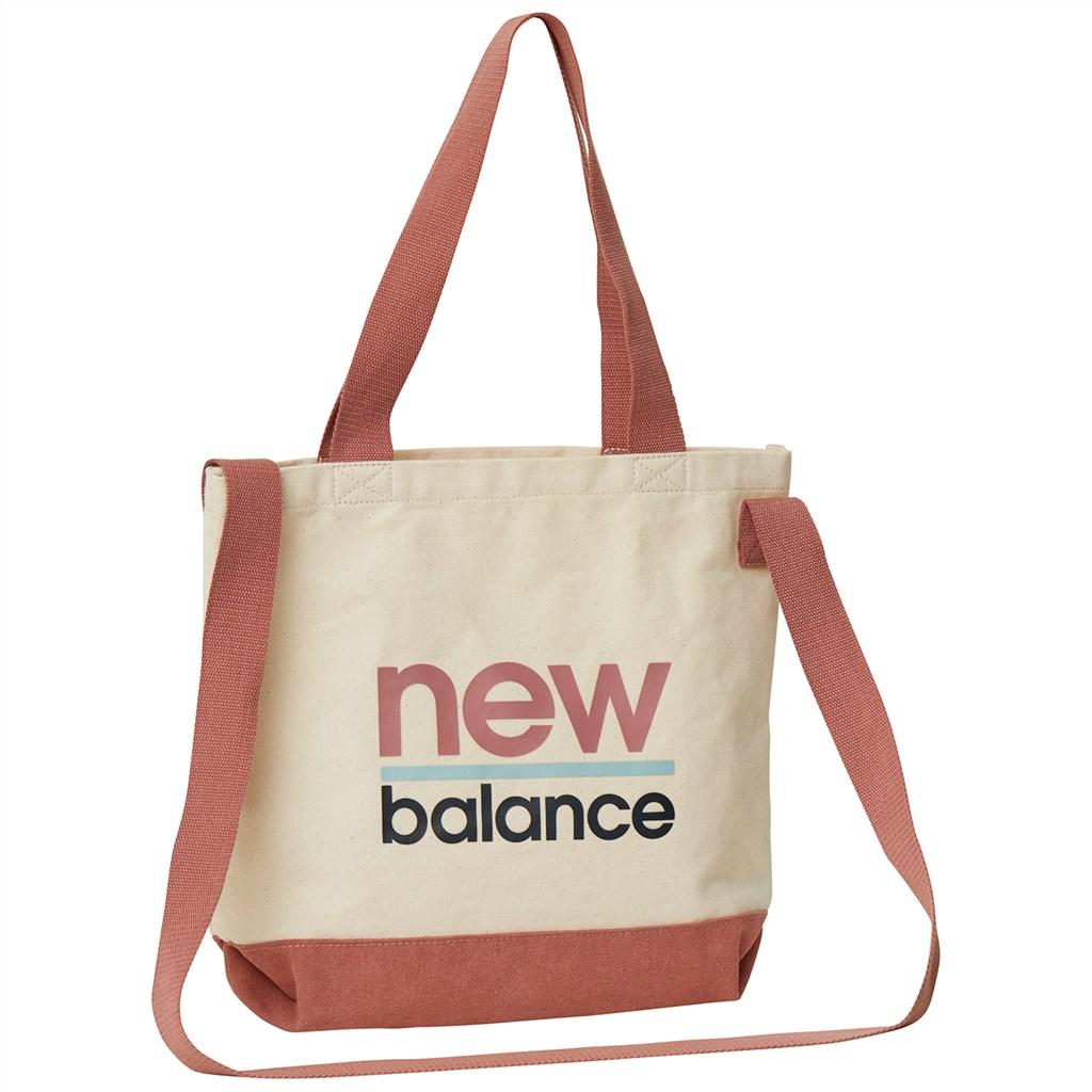New Balance - Canvas 2-Ways Tote 12L - washed henna