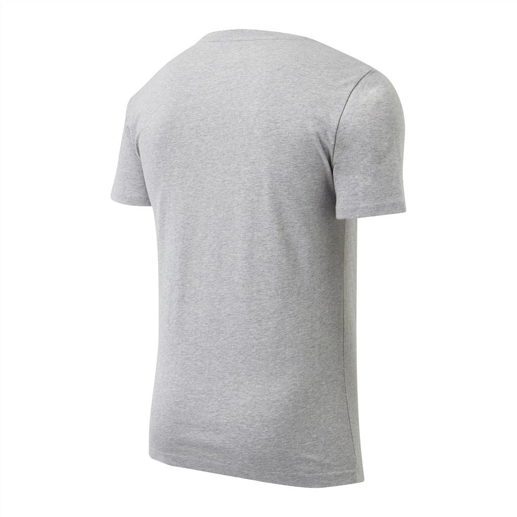 New Balance - NB Small Logo SS Tee - athletic grey