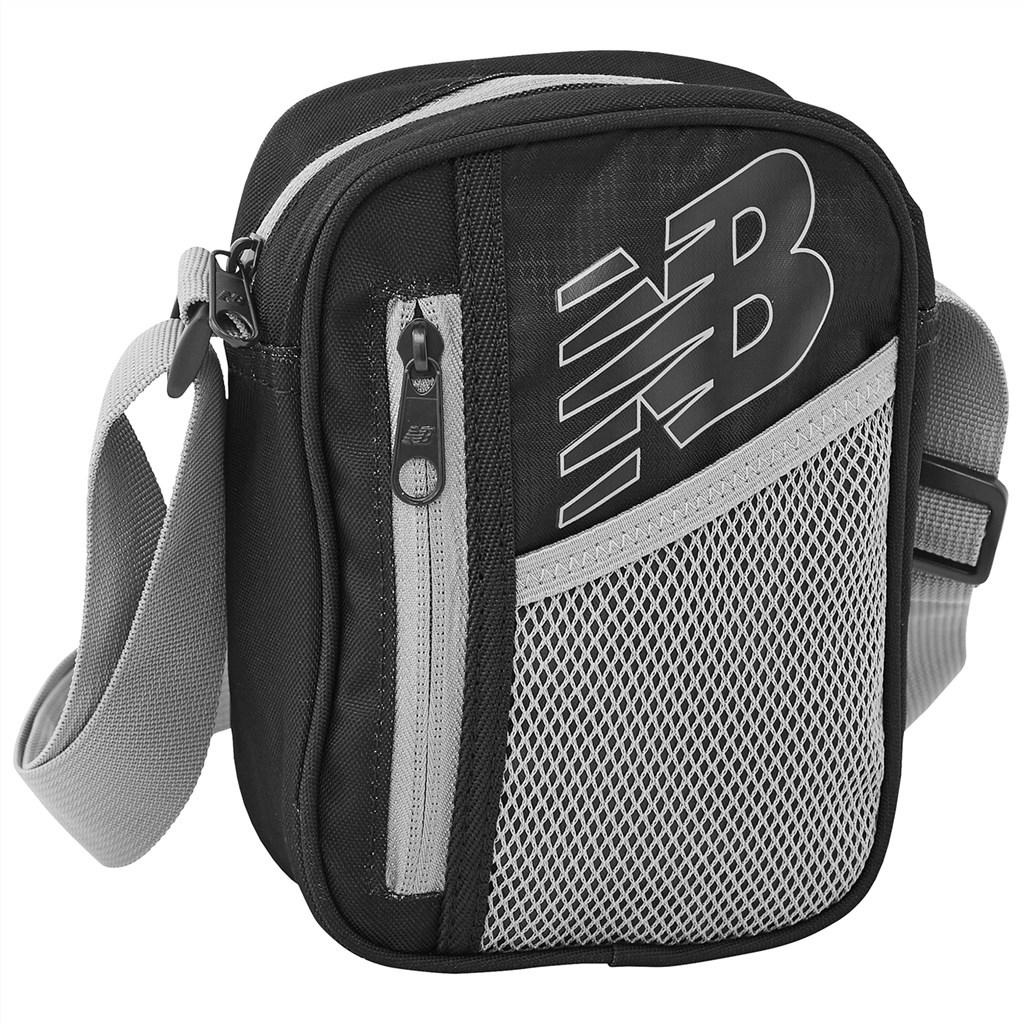 New Balance - Core Performance Shoulder Bag 2.5L - black/grey