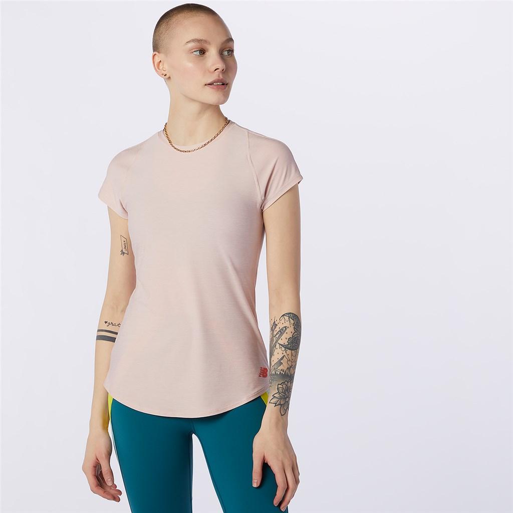 New Balance - W Transform Perfect T - oyster pink
