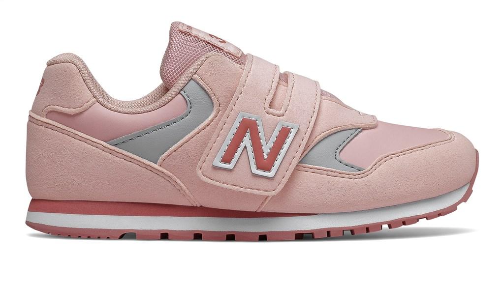 New Balance - YV393CPK - pink/grey