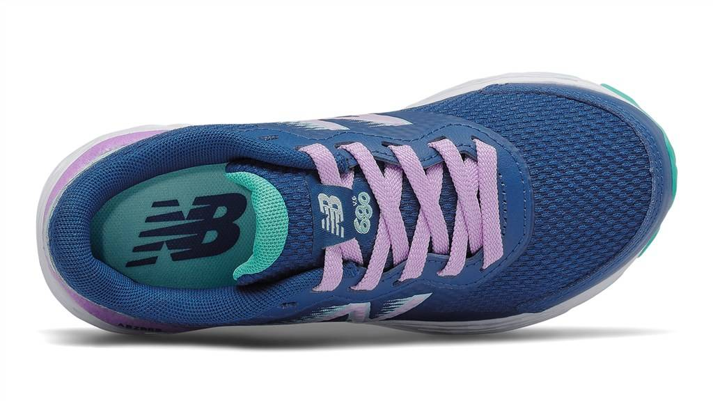 New Balance - YP680CW6 Kids 680 v6 - blue