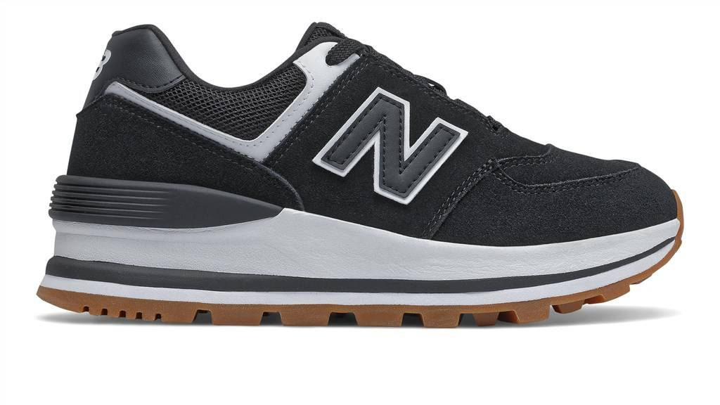 New Balance - WL574CAF - black