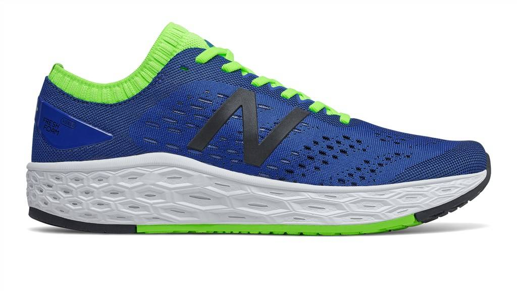 New Balance - MVNGOCE4 Fresh Foam Vongo v4 - blue