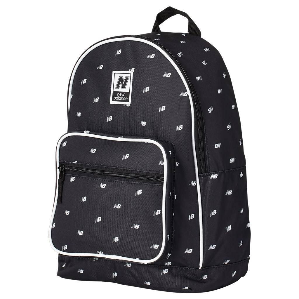 New Balance - Classic Backpack Aop - black multi
