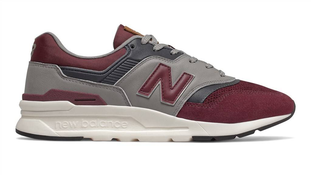 New Balance - CM997HXD - red/navy