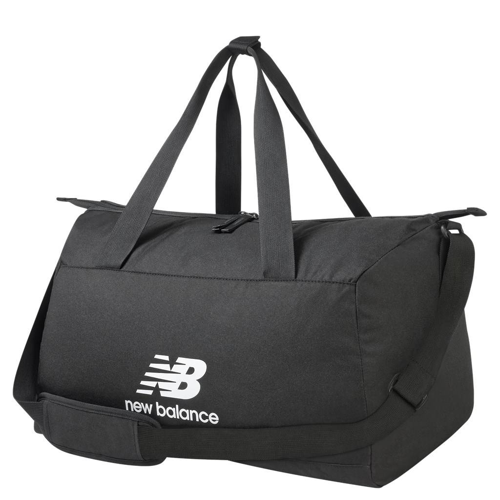 New Balance - NB Medium Holdall - black/white