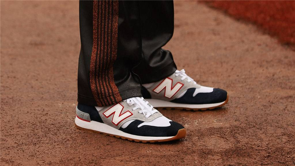New Balance - M670GNW - grey/blue