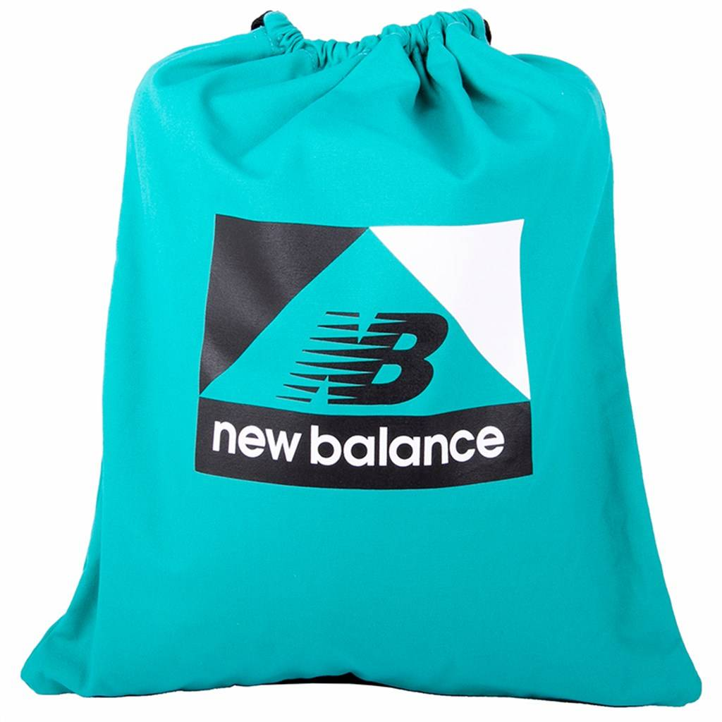 New Balance - NB Lifestyle Graphic Cinch Sack - verdite