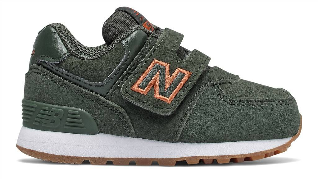 New Balance - IV574PGO - dark green
