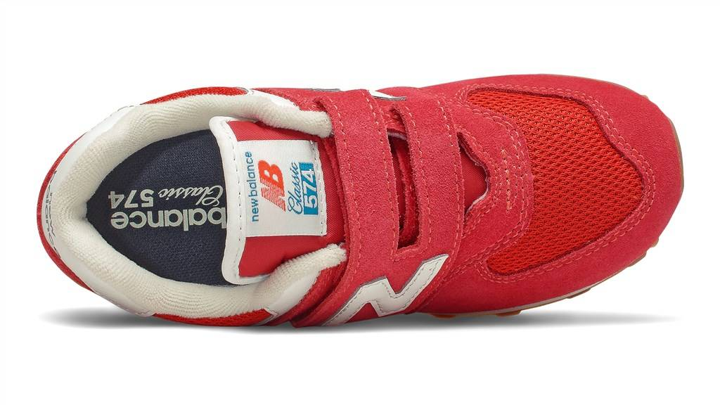 New Balance - PV574HA2 - red