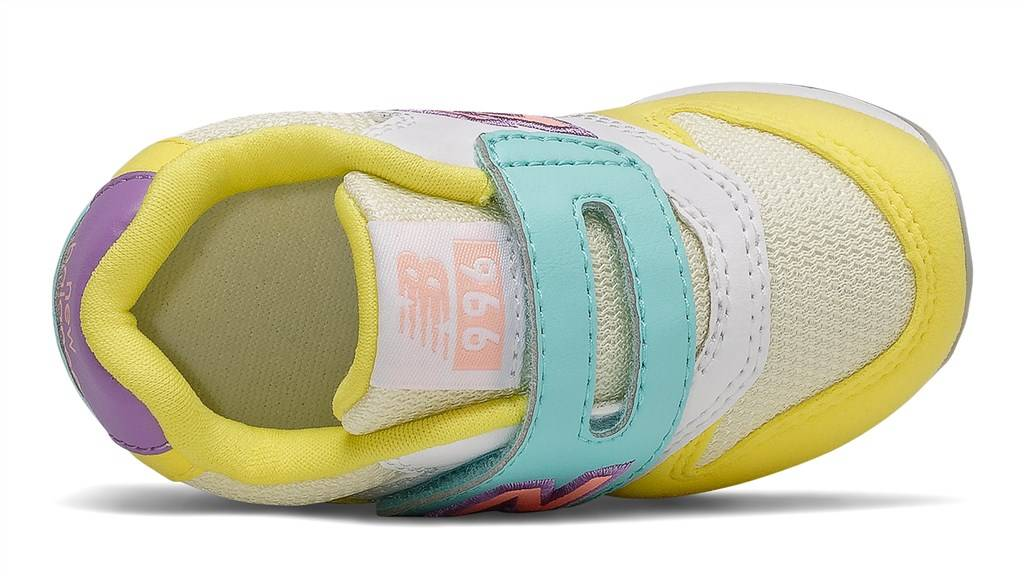 New Balance - IZ996MYS - yellow/aqua