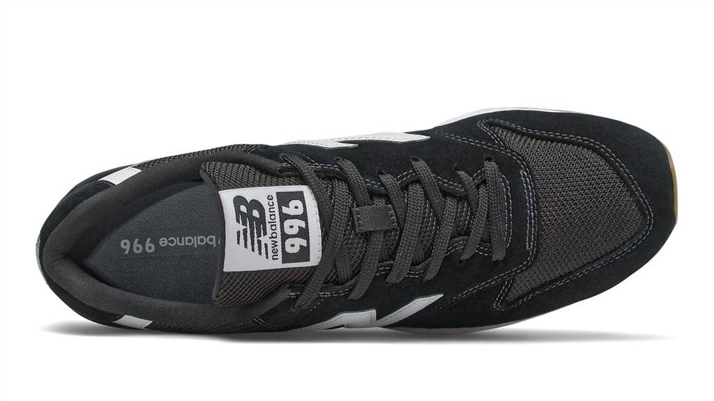 New Balance - CM996CPG - black/white