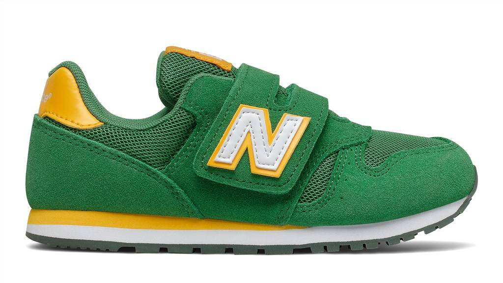New Balance - YV373SGW - green