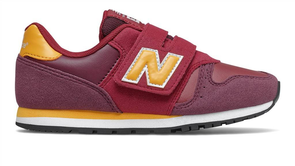 New Balance - YV373KBY - burgundy
