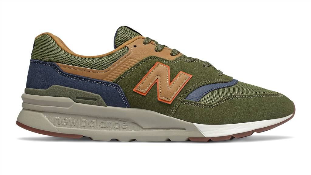 New Balance - CM997HFU - green