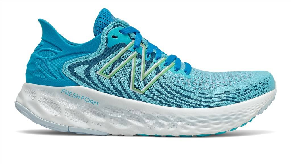 New Balance - W1080S11 Fresh Foam 1080 v11 - turquoise