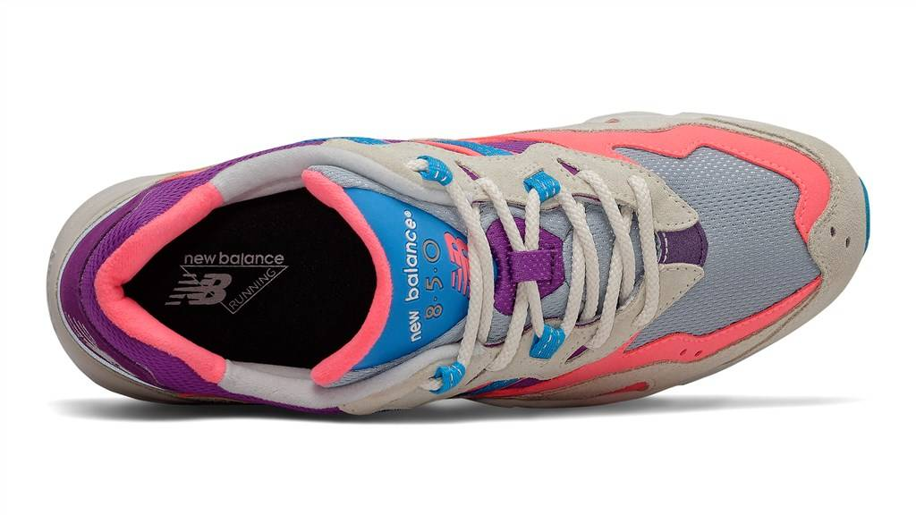 New Balance - ML850YSA - grey/pink