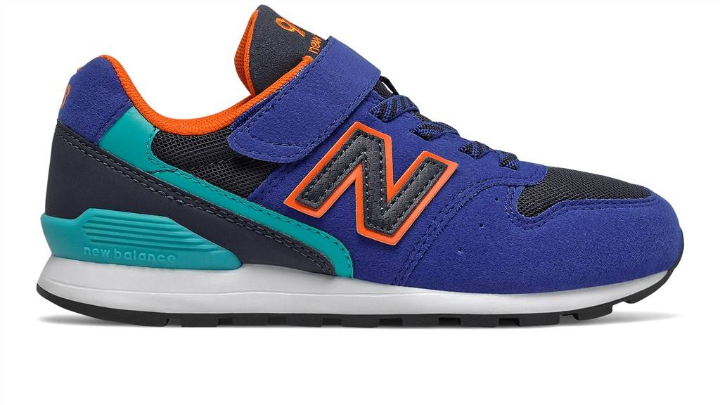 New Balance - YV996TBU - blue/orange