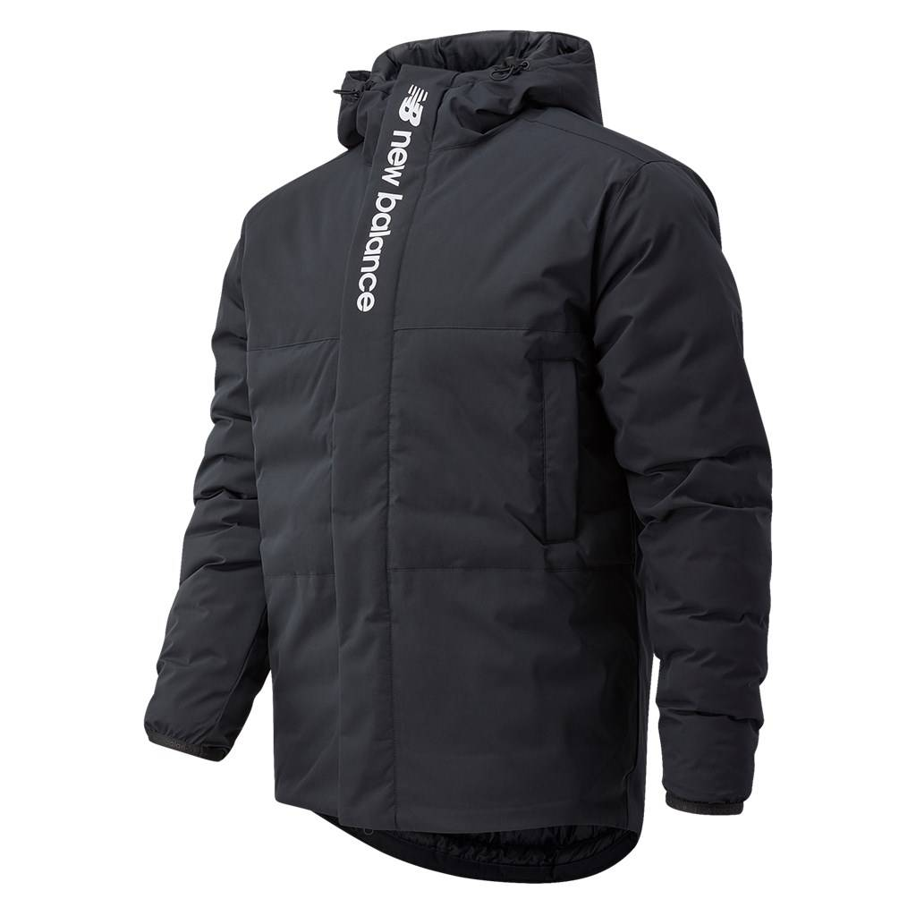 New Balance - Sport Style Optiks Down Jacket - black