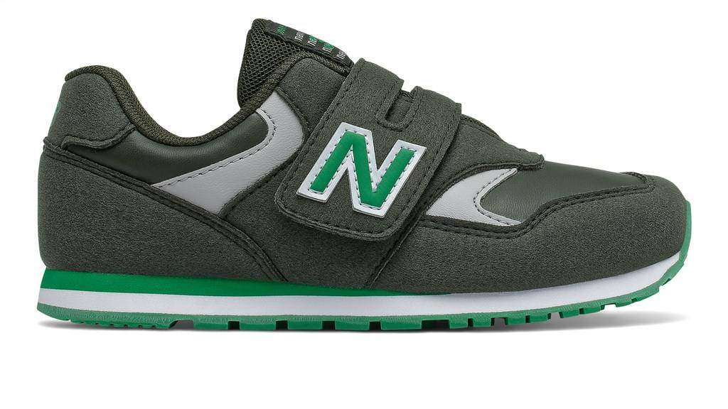 New Balance - YV393CGN - dark green