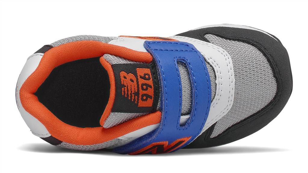 New Balance - IZ996MBO - blue/orange