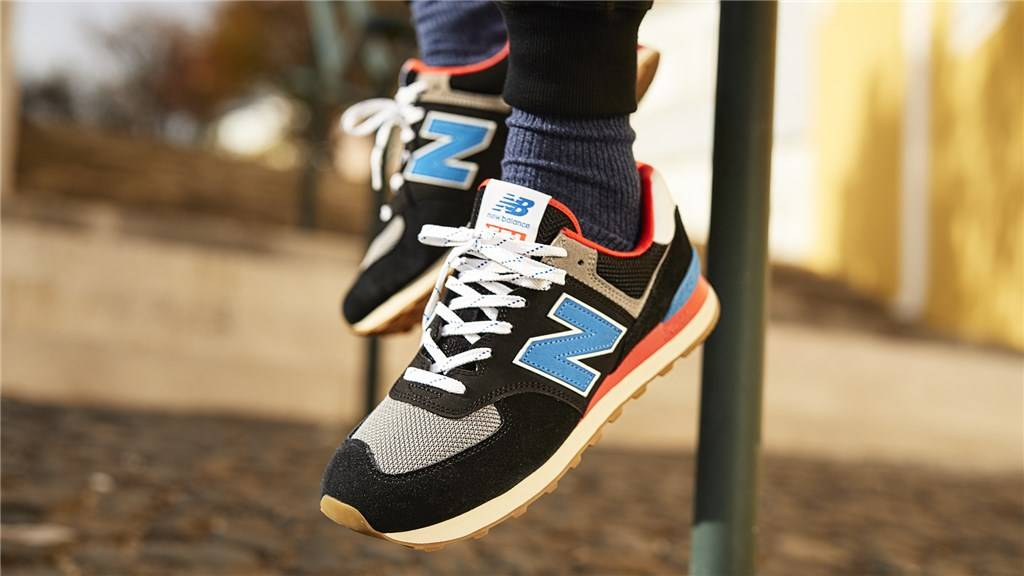 New Balance - ML574SOV - black