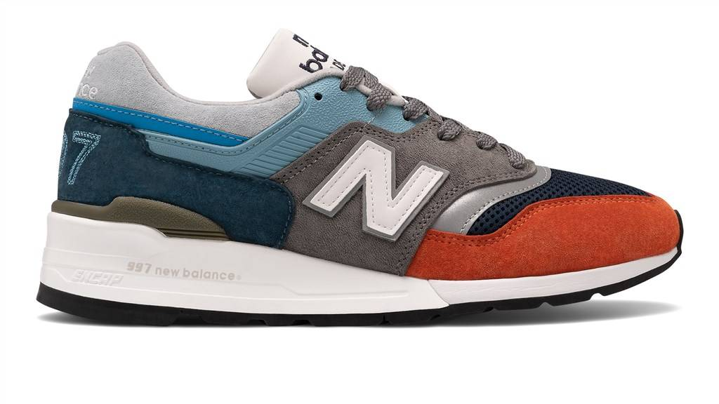 New Balance - M997NAG - blue/grey