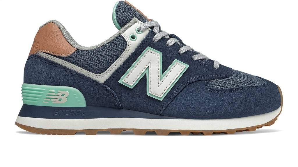 New Balance - WL574BCM - navy