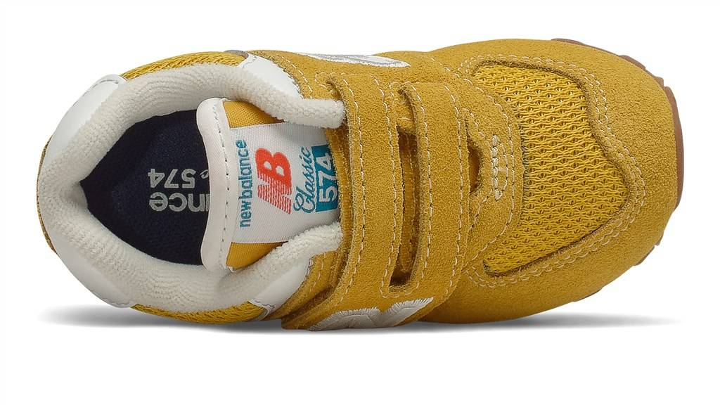 New Balance - IV574HB2 - yellow