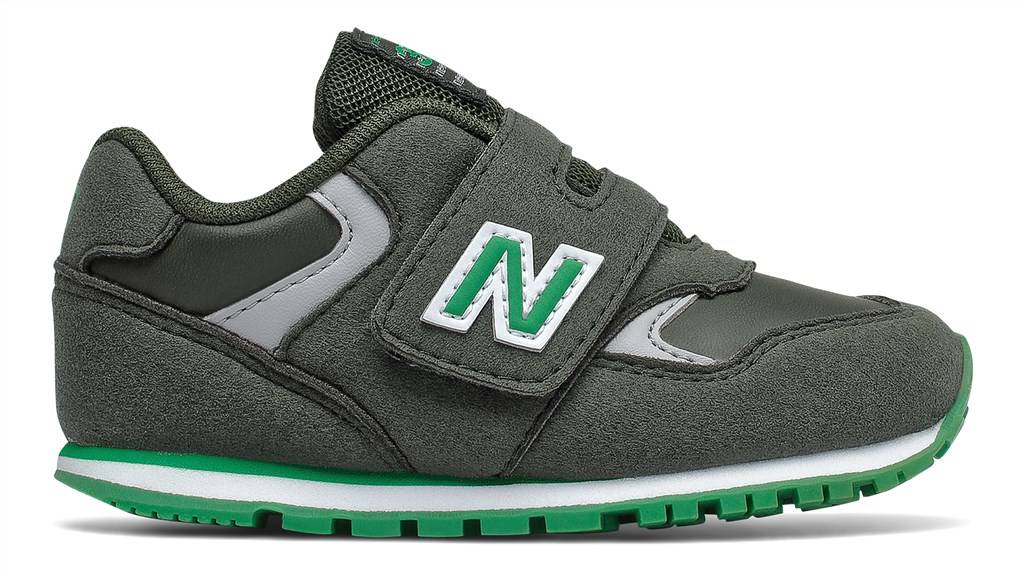 New Balance - IV393CGN - dark green