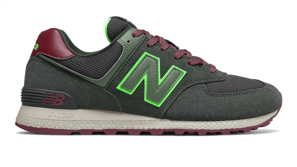 New Balance - MT574ATC - green
