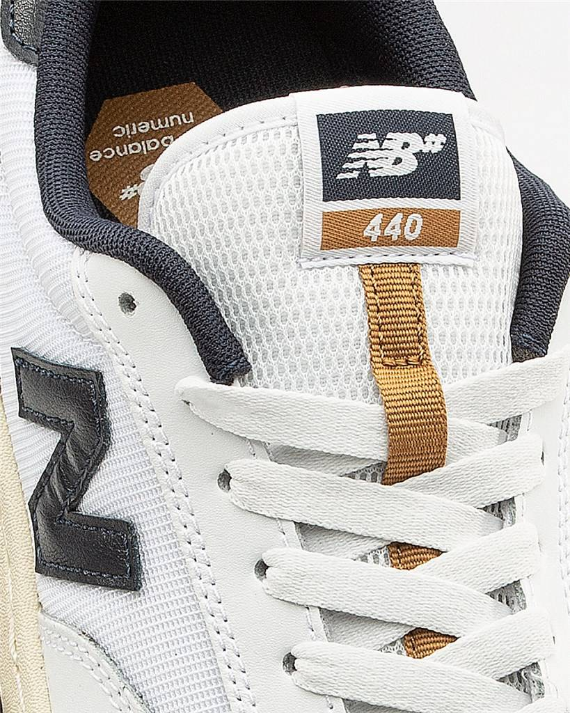 New Balance - NM440WTN - white/navy