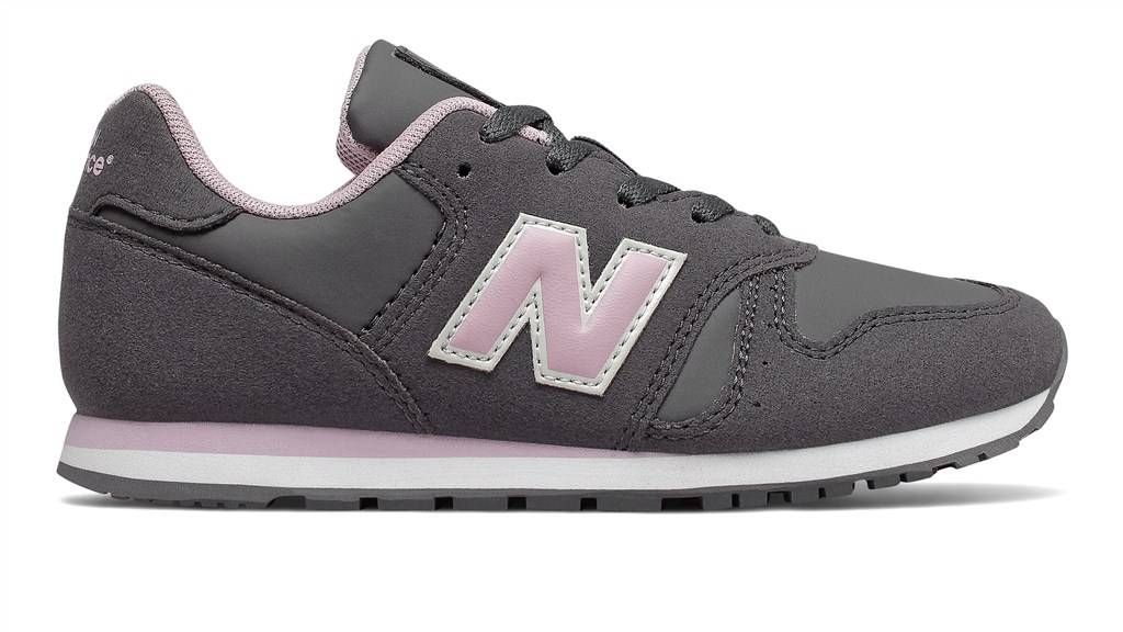 New Balance - YC373CE - grey/pink