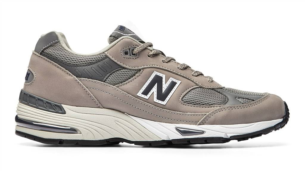 New Balance - M991ANI - grey/navy
