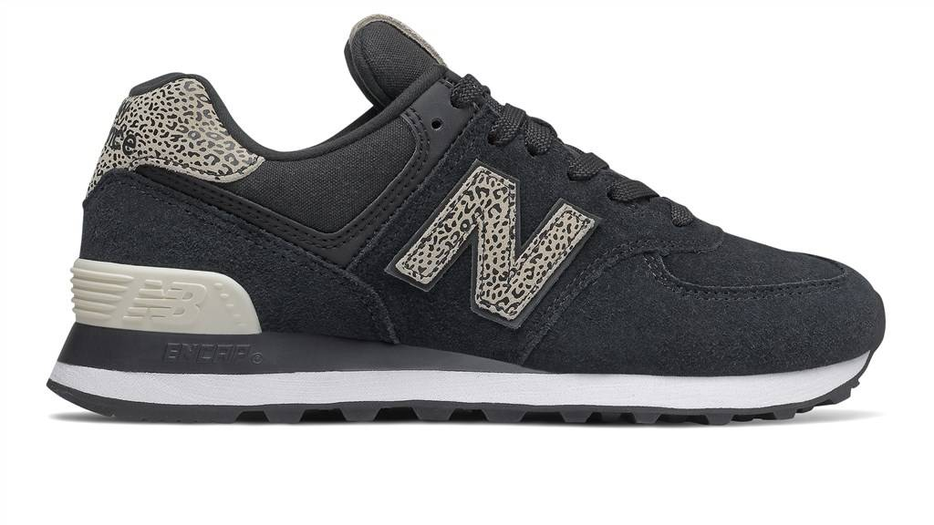 New Balance - WL574ANC - black