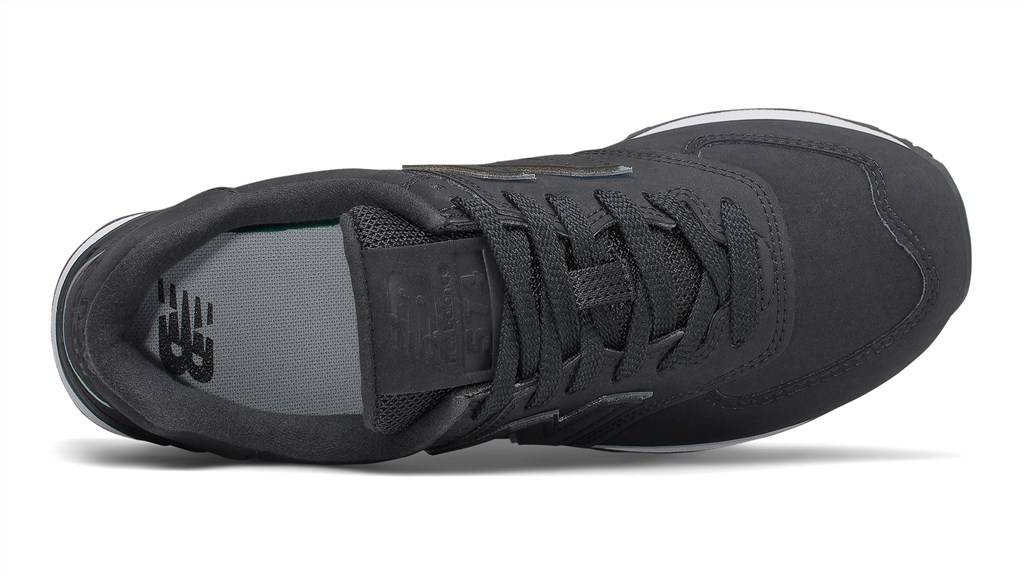 New Balance - WL574CLG - black
