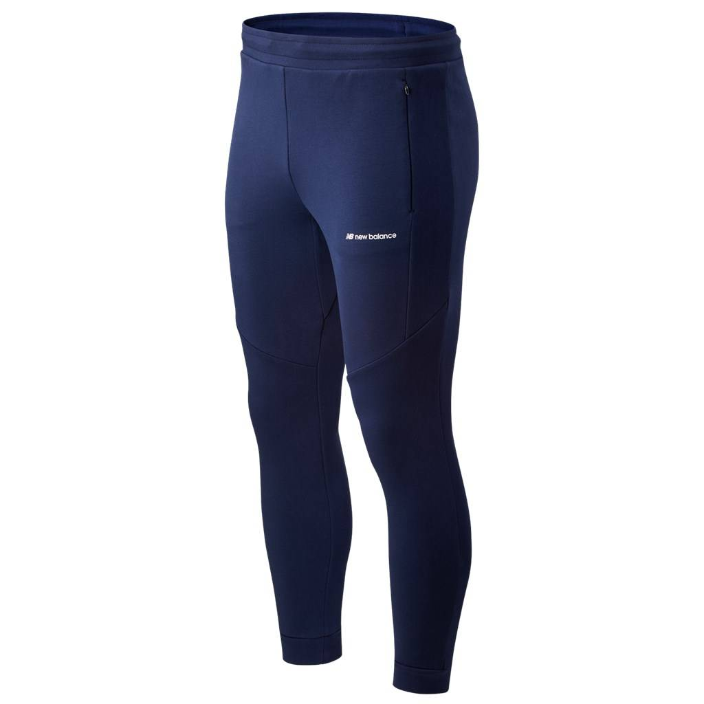 New Balance - Sport Style Core Pant Slim - natural indigo