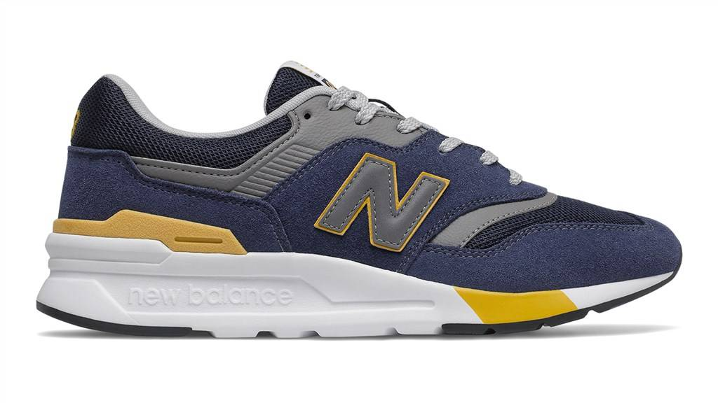 New Balance - CM997HVG - black/gold