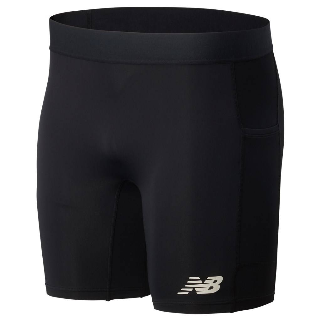 New Balance - Fast Flight 8In Fitted Short - black