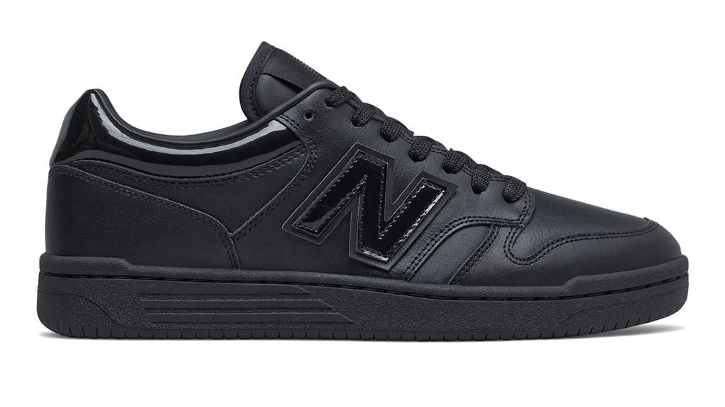 New Balance - BB480LBG - black/raincloud