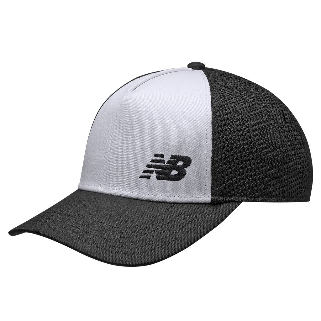 New Balance - NBF - Team Customisable Cap - white/black