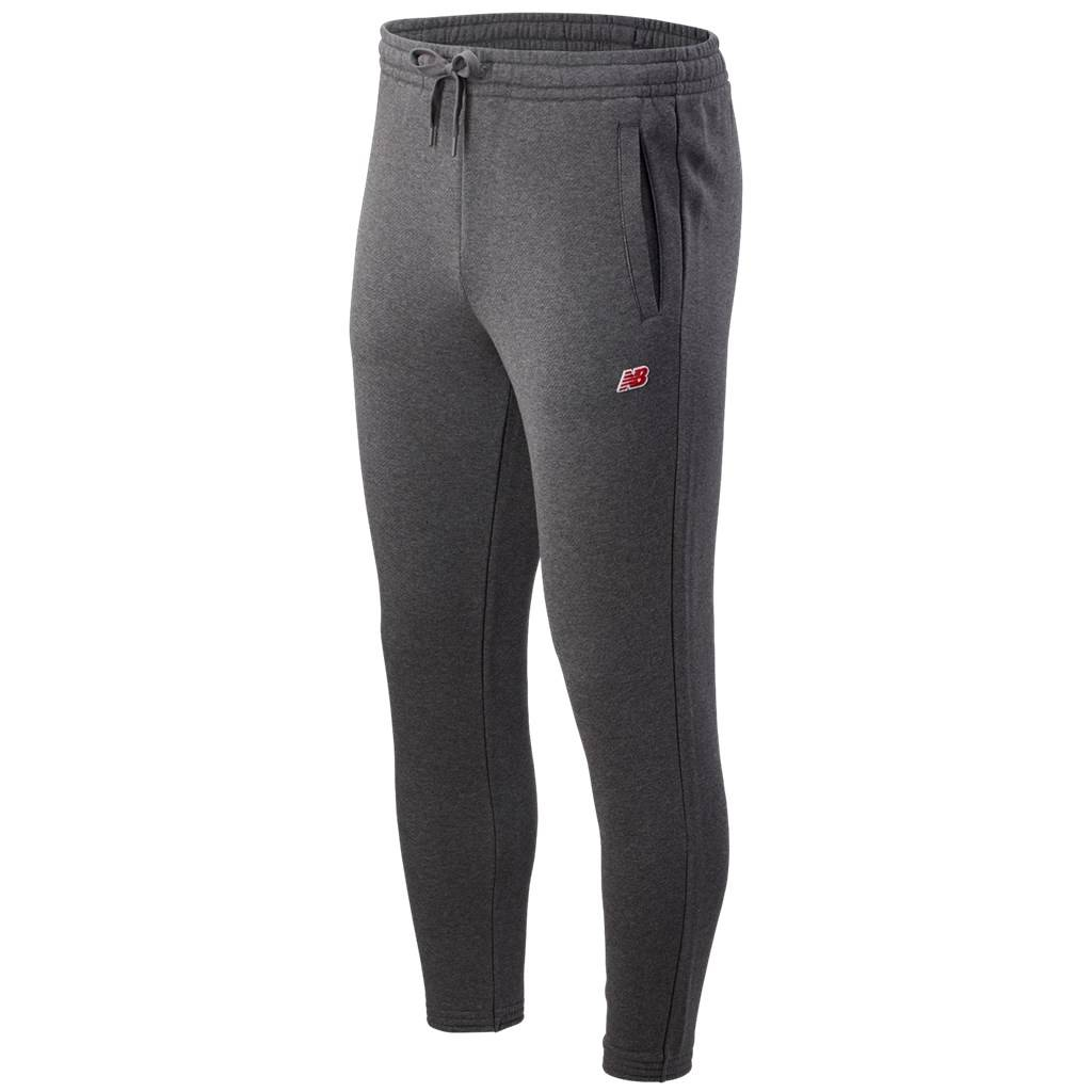 New Balance - NB  Athletics Stadium Fleece Pant - dark grey heather
