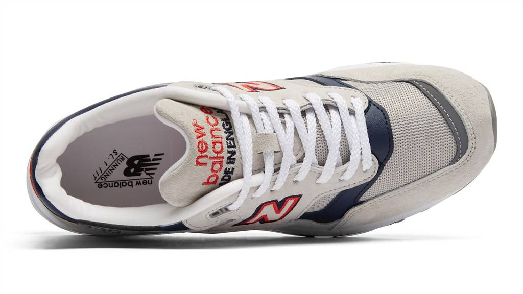 New Balance - M1530WNR - white/navy