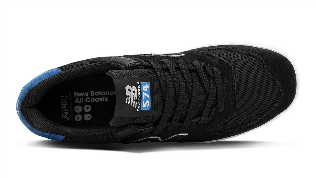 New Balance - AM574BGR - black/blue