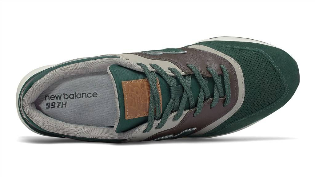 New Balance - CM997HXA - green/black