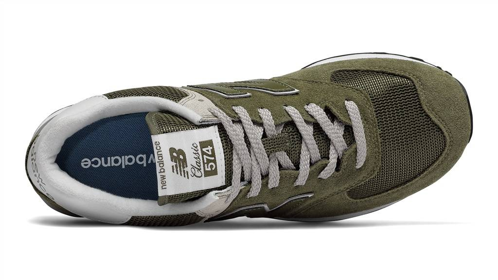 New Balance - ML574EGO - olive