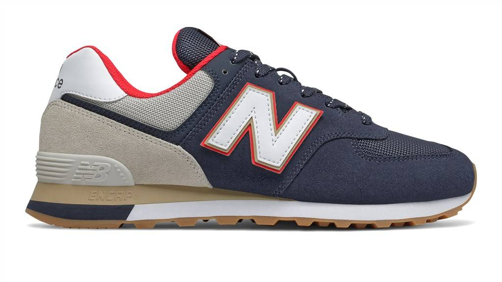 New Balance - ML574SKB - blue